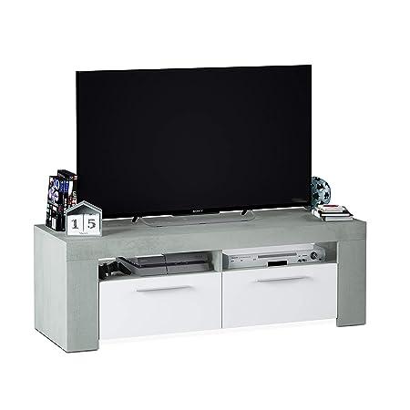 Habitdesign 016621L -Mueble de Comedor Moderno, modulo TV Salon ...