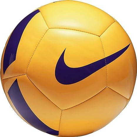 Nike Nk Ptch Team Balón, Unisex Adulto, Amarillo (Yellow / Violet ...