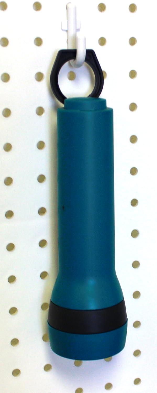 Wallpeg Pegboard Hooks - 60 Pc mischen Flex-Lock Peg Hooks New