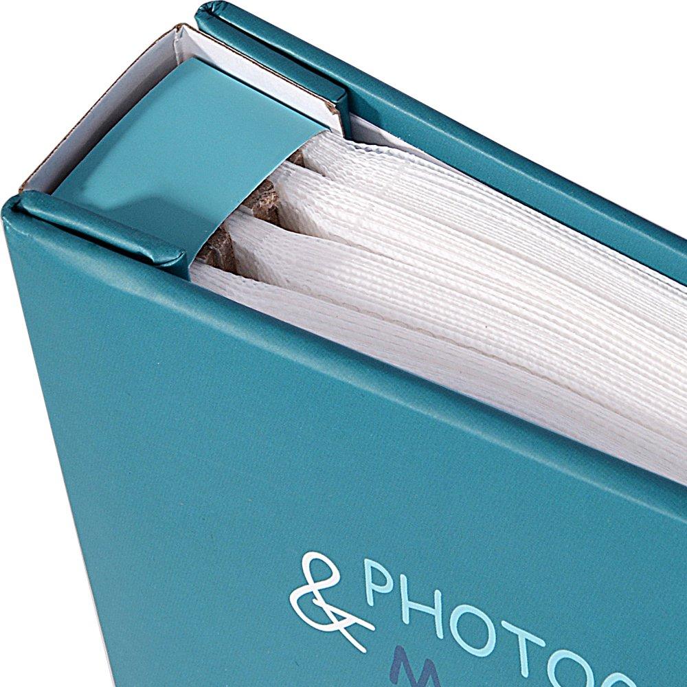Bigtreestock Large Photo Album Holds 500 Photos 6 X 4 Inch10 X 15