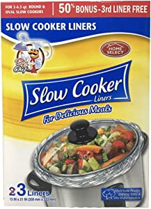 Home Select Slow Cooker Liners