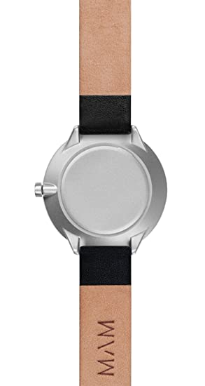 Amazon.com: Mam originals dark maple night 085 Womens japanese-quartz watch: MAM Originals: Watches