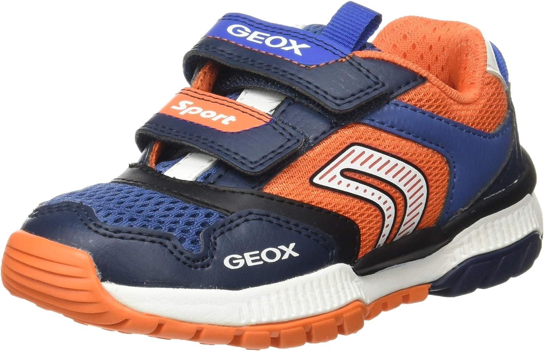 Geox Jungen J Tuono Boy A Sneaker C6xnX