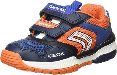 Ánimo Hacia atrás amante  Geox J Tuono Boy A, Zapatillas Niños: Amazon.es: Zapatos y complementos