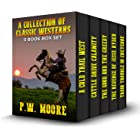 A Collection of Classic Westerns: 5 Book Box Set