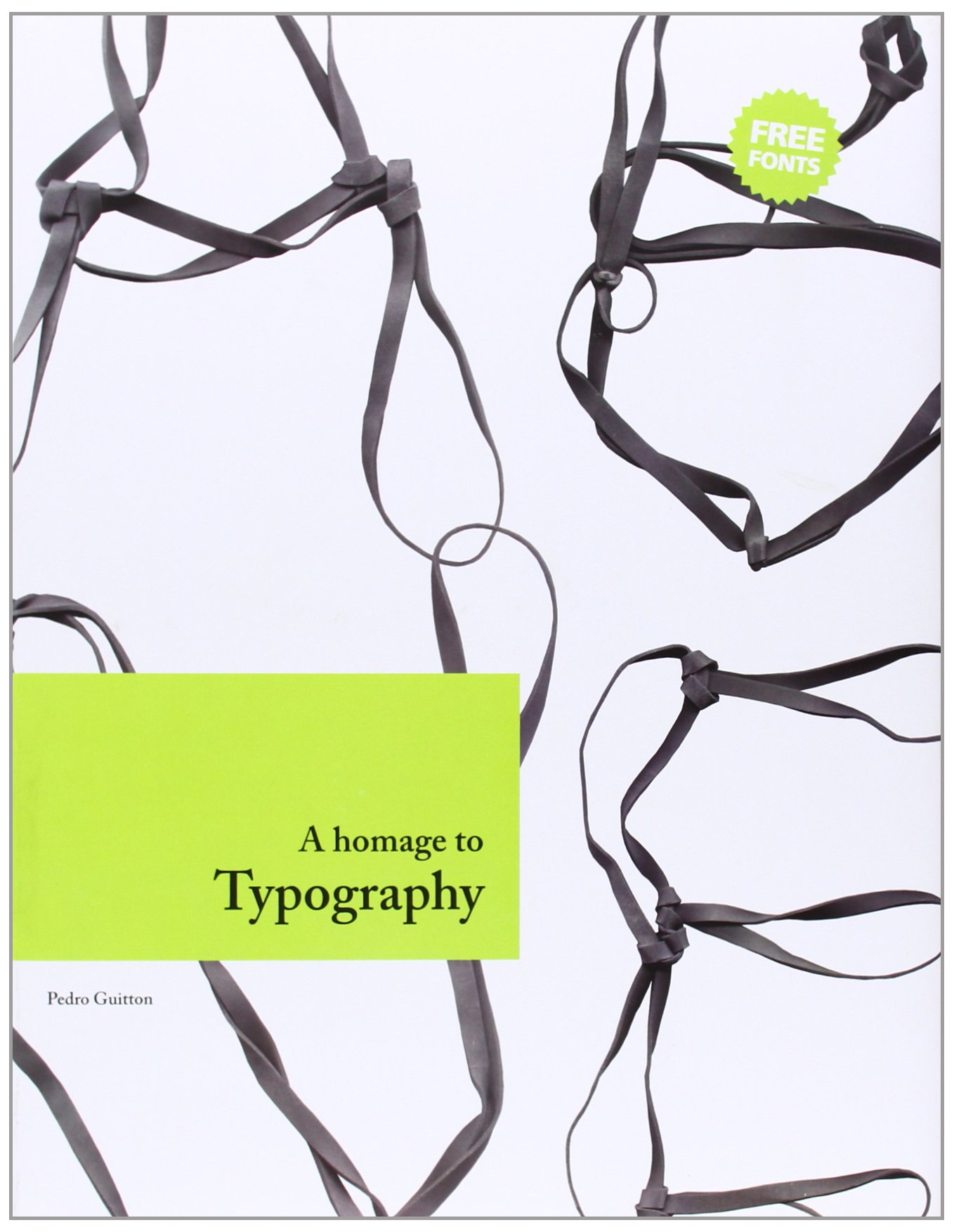 Read Online A Homage to Typography pdf