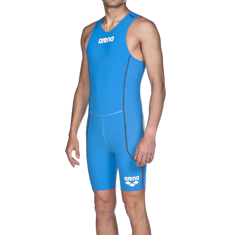 Arena Uomo Triathlon einteiler Powerskin ST Zip Frontale 12891289-11512