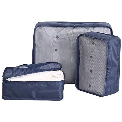 Amazon.com: JJ Potencia cubos de embalaje de viaje, equipaje ...