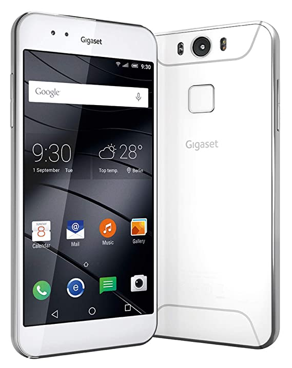 Surya Gigaset ME 4G 5.0 Inch 3GB RAM 32GB ROM Qualcomm Snapdragon 810 Octa Core 1.7GHz 4G Jio Sim Smartphone (White) Smartphones at amazon