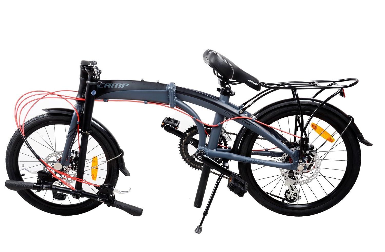 Fnhon Zephyr Bikes Amp Cycling Related T Handlebar Litepro Monster 254 580 Mm Amazoncom Camp 20 Alloy 16 Speed Folding Bike Disc Brake Thunderbolt Sports Outdoors