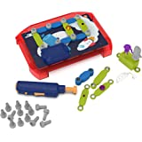Educational Insights Design & Drill Space Circuits - Circuits for Beginners, STEM Toy, 52 Piece Kit