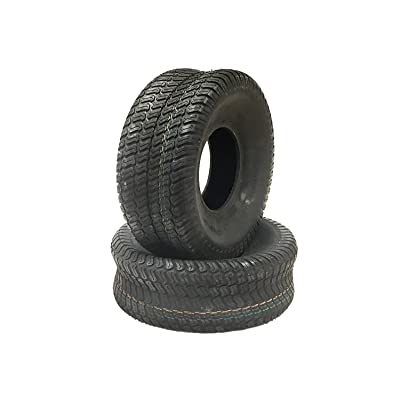 (2) 20x8.00-8 Grassmaster Tread 4 Ply Tire