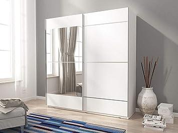 Amazonde Modern Weiß 150 Cm Breit Marke New Kleiderschrank