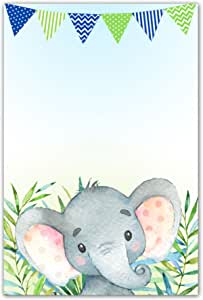 30 tarjetas de agradecimiento en blanco invitaciones de