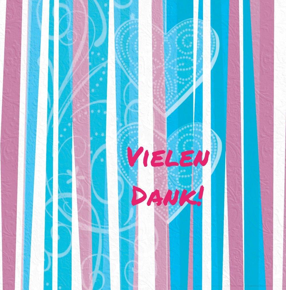 Kartenparadies Danksagung für Geburt Geburt Geburt Baby Dankeskarte hearts and stripes, hochwertige Danksagungskarte Baby inklusive Umschläge   100 Karten - (Format  145x145 mm) Farbe  Grasgruen B01MYE52KG | eine breite Palette von Produkten  | Beliebte Empf 6459b7