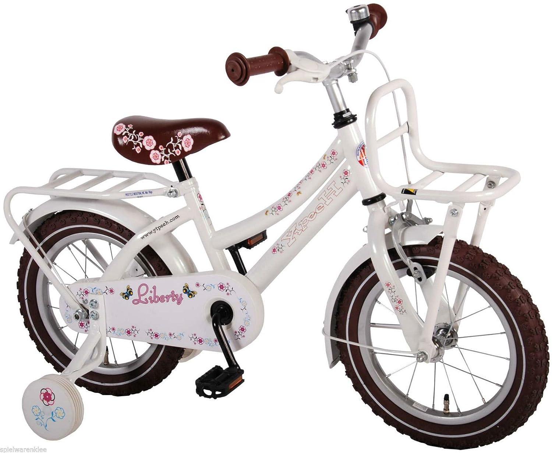 14 Zoll Qualit/äts Kinderfahrrad Holland Style M/ädchenfahrrad Kinder Fahrrad 21428