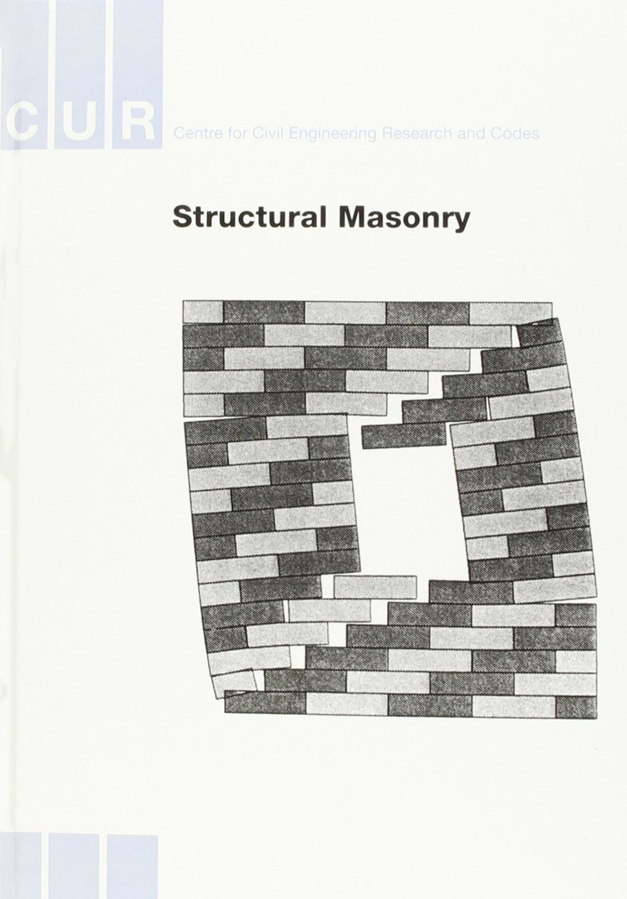 Structural Masonry: An Experimental/ Numerical Basis for