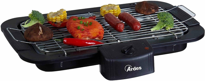 Ardes ar1b01barbacoa eléctrica portátil negro 2200W