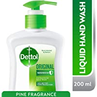 Dettol Original Anti-Bacterial Liquid Hand Wash 1000ml