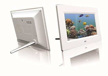 Amazon com : TuPuCN Digital Photo Frame 7-inch HD Video