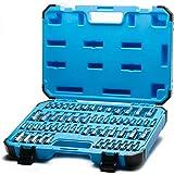 Capri Tools CP30031 Master Star Socket and Bit Socket Set, 60-Piece