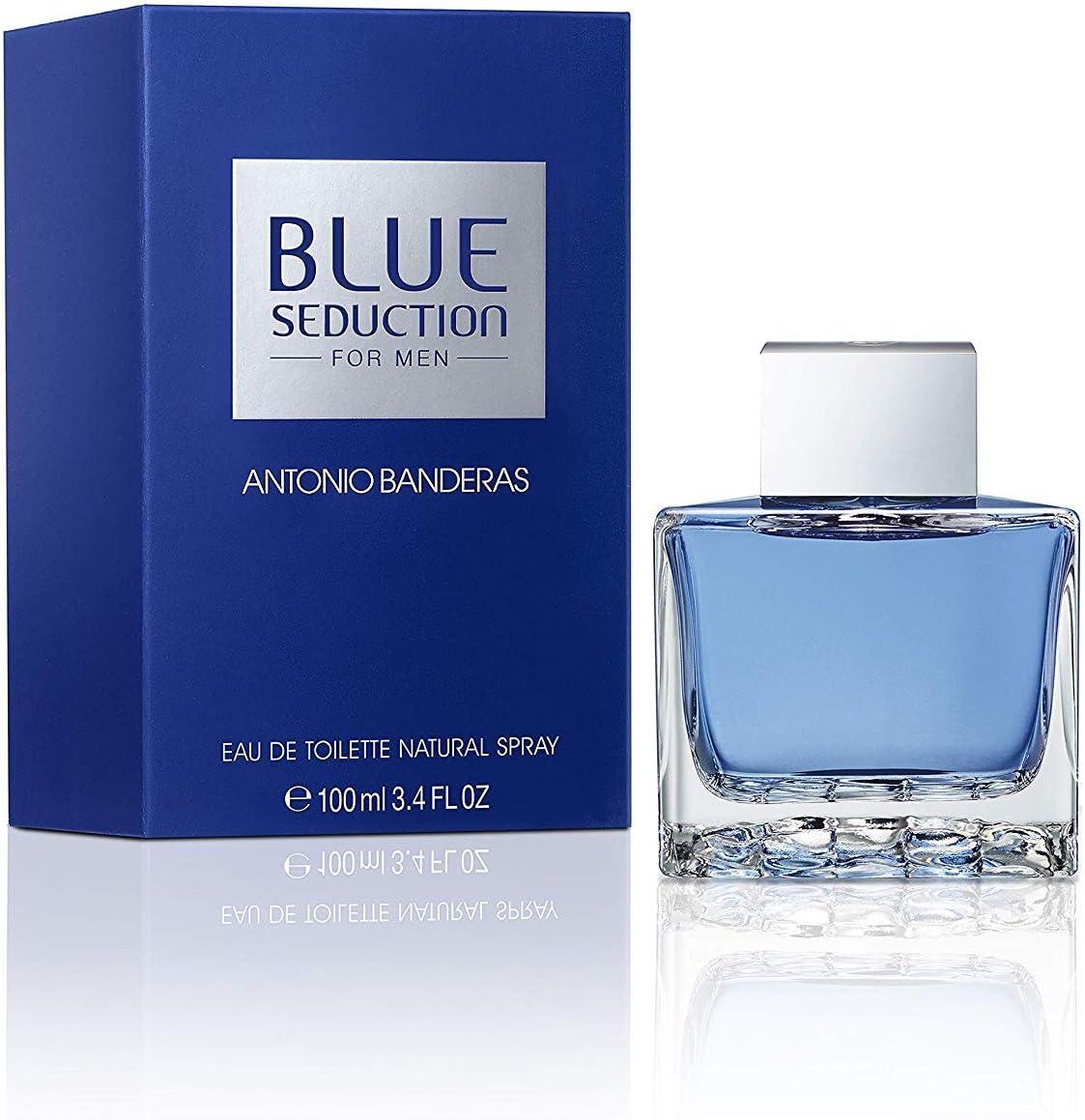 Antonio Banderas Blue Seduction For