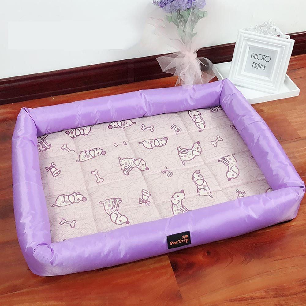 50407cm Lozse Pet Beds Pet Litter Kennel Pet mat Nest Pet Litter mat for Dogs and Cats Sleeping Cushion