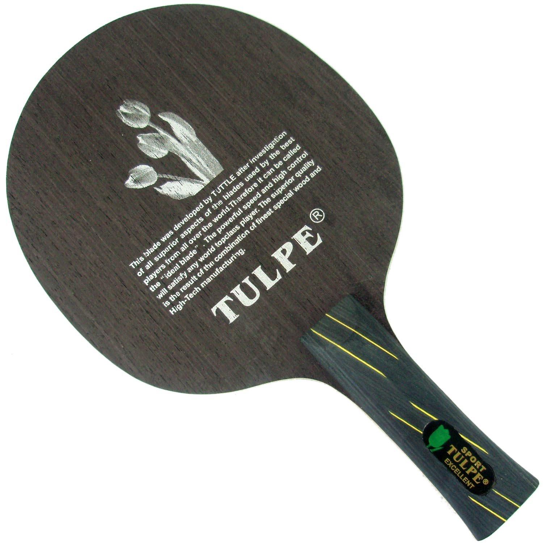 Kokutaku Tulpe t-704カーボンAttack PlusループFL Table Tennisブレード   B00RSMAQAW