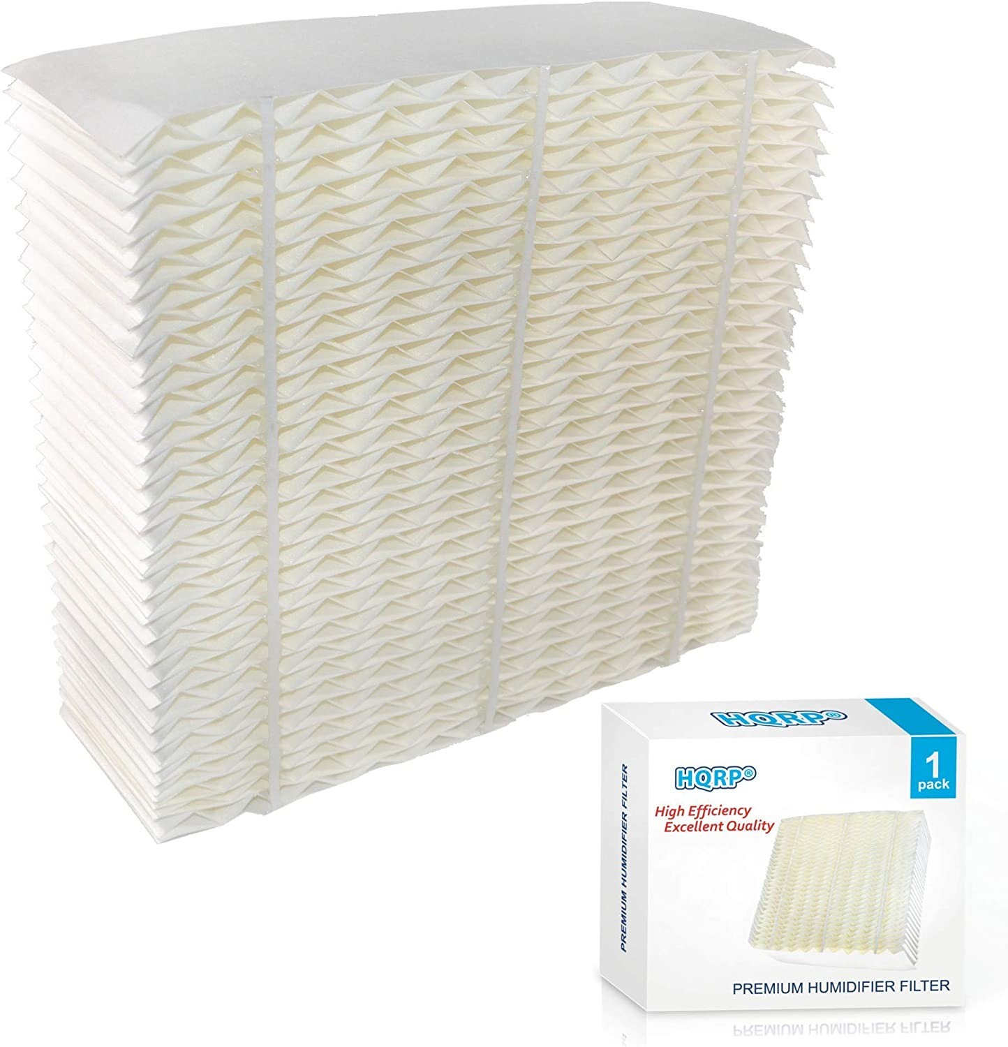 Funmit Humidifier Filter Wick Replacement for Essick Aircare 1043 EP9 EP9R 826 Series and Spacesaver 800 8000 Series Models