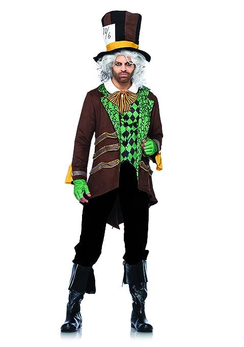 Leg Avenue Costume da Cappellaio Matto f6e3b4bda4ab