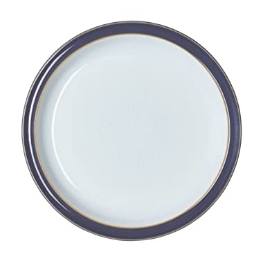 Denby USA Blends Peveril Dinner Plate, Blue