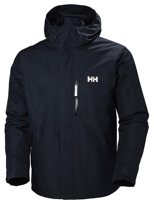 Helly Hansen Herren Squamish 3-in-1 Entfernbar und Isolierung wasserdichte Jacke