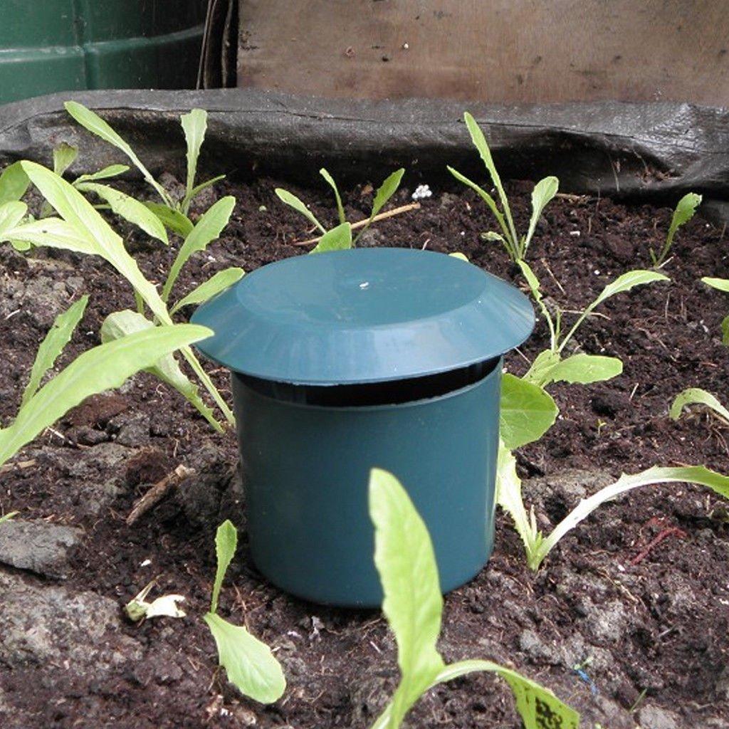 LVOERTUIG: Trampa de Caracol para jardín atrapapasueños, ecológico ...