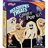 Crafty Cooking Kits Kellogg's Rice Krispies Treats Ghost Pop Kit, 8.18 Ounce
