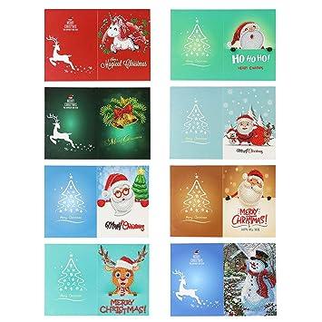 Broadroot Weihnachten Karten DIY 5D Diamant Malerei Strass kreatives ...