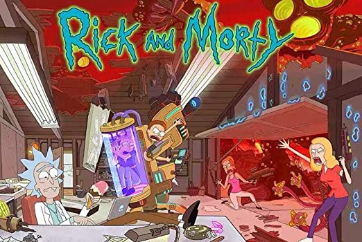 Morty Jigsaw Puzzle 1000 Piece on OnBuy