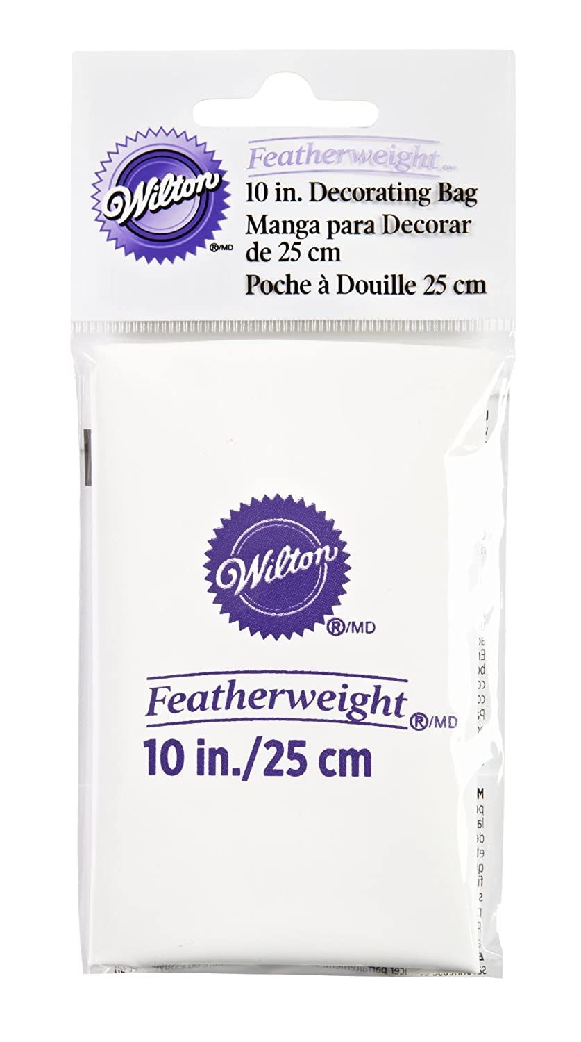 Featherweight Decorating Piping Bag, Reusable, 25.5 cm (10in) Wilton 404-5109