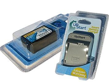 Amazon.com: Upstart New – Totalmente Decoded NP-FW50 Batería ...