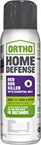 Ortho Home Defense Bed Bug Killer with Essential Oils Aerosol 14 OZ