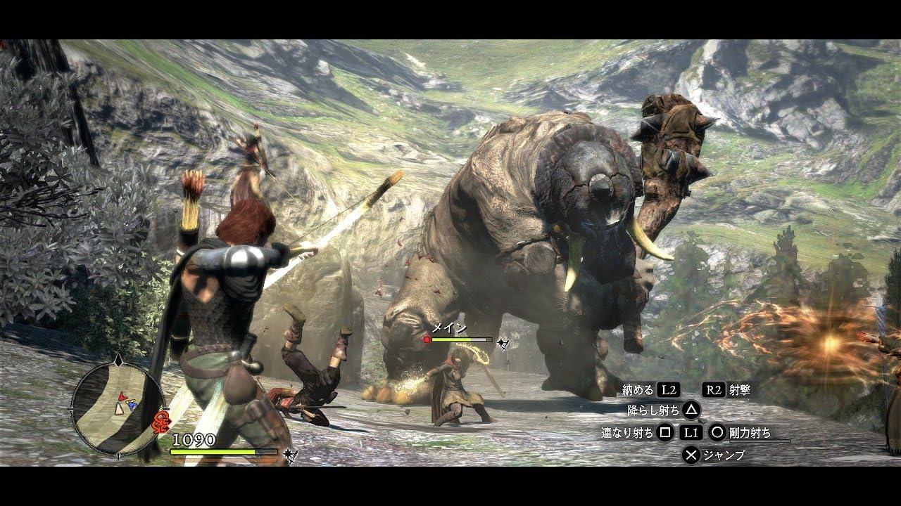Dragons Dogma [Japan Import] PS3: Amazon.es: Videojuegos