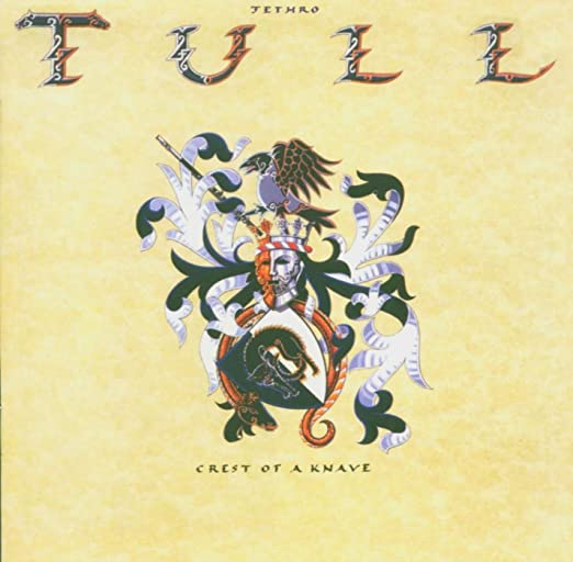 Jethro Tull Crest Of A Knave Amazon Com Music