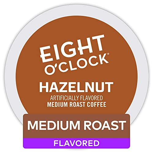 Eight-O'Clock-Coffee-Hazelnut-K-Cup-Pod
