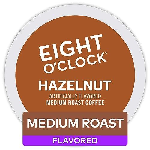 Eight-O'Clock-Coffee-Hazelnut-K-Cup-Pod