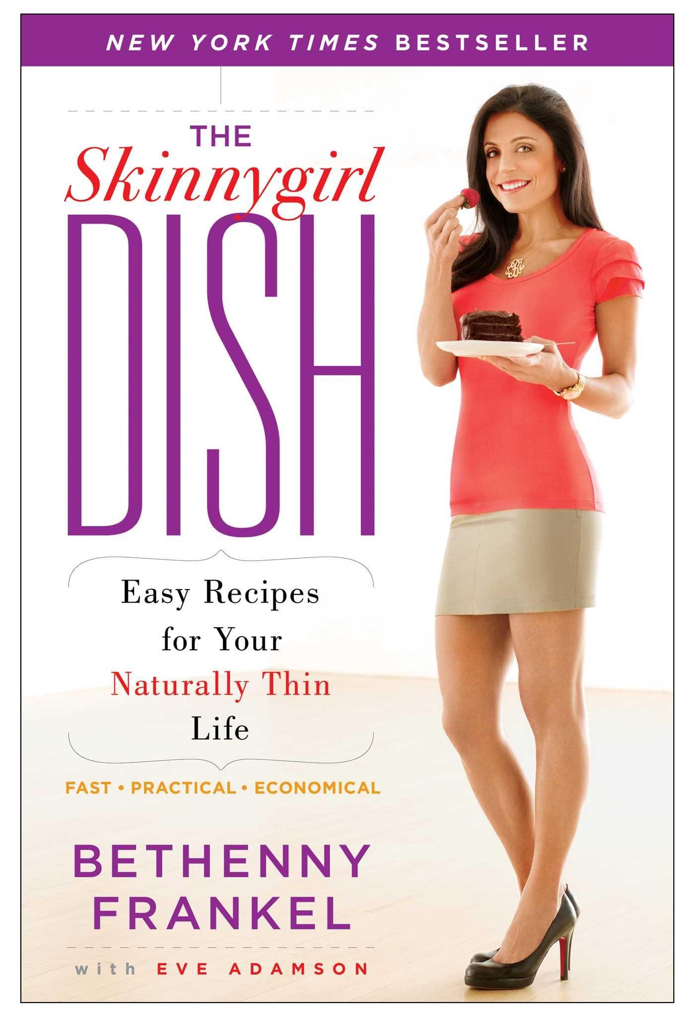 Bethenny book naturally thin