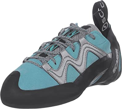 Scarpa Vapor W Chaussures d'escalade Turquoise kpPuj