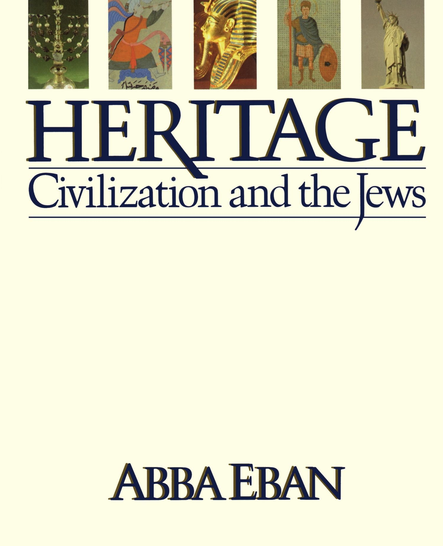 Read Online Heritage: Civilization and the Jews PDF