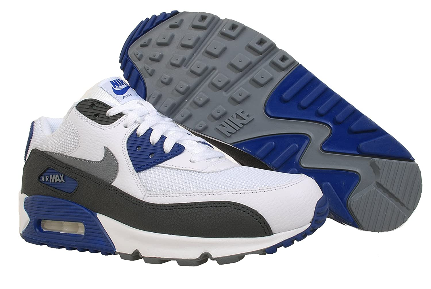 Nike Air max 90 essential 104 (M78), Size 48, 5 White