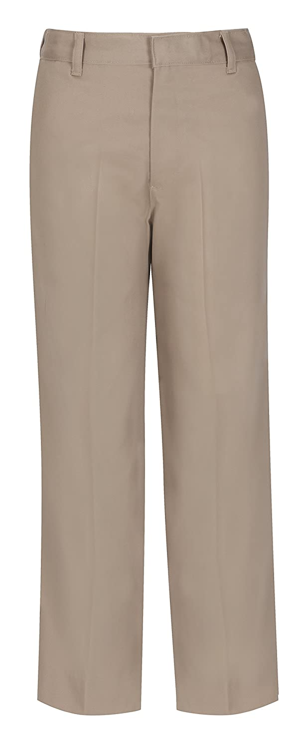 Classroom Big Boys' Uniform Flat Front Pant 50362