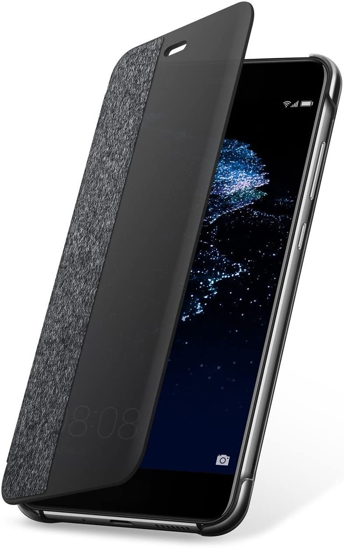 Huawei View Flip Custodia per Huawei P10 Lite, Grigio Chiaro
