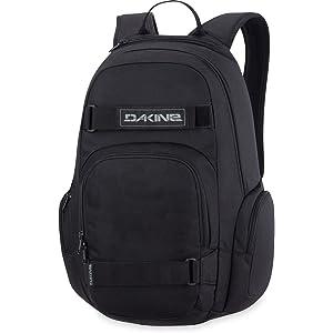 Dakine Option Skate Backpack, 27-Liter, Pyrite